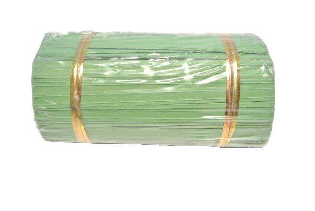 Bindestreifen 2-Draht GRÜN 12,0 cm