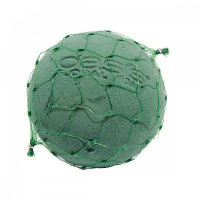 Oasis® Ideal Kugel Kugel Ideal 11-10829 Ø 12cm im Netz