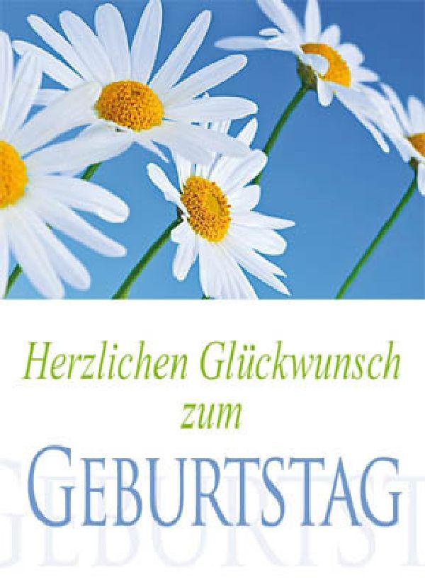 Minikarten Blau-Weiss / Herzlichen Glückw Delicato mit Holzklammer K8508