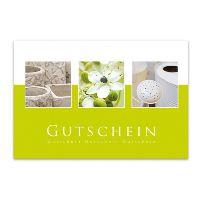 Gutschein Green Garden Fortuna 11,5x17cm inkl.Umschla