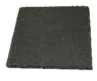 Schieferplatten Schieferuntersetzer 21938 20x20cm 80660 inkl.4 Gummifüße