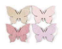 Hänger Harmony rosa-lila-natur-malve 20761228 Schmetterling 8cm GL:12,5cm