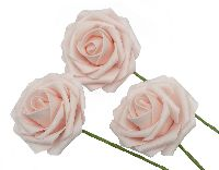 Rose Foam / Schaumrose ROSA 28 Ø7cm  80686